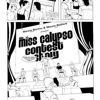 Miss Calypso Contest Show by Marzia Borino, Mauro Balloni