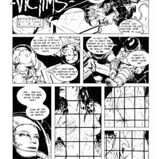 Beta Sexus 1 Victims by Masquerotique Studios