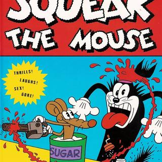 Squeak The Mouse 1 by Massimo Mattioli