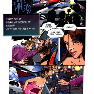 Fan Fantasy by Max Giwa