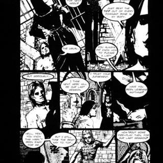 The Thorn Garden 2 Simon Says by Meroe Elahi, Wilfred