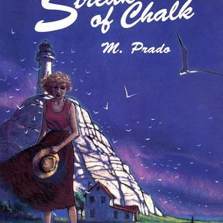 Streak of Chalk by Miguel Prado