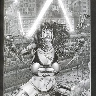 Razor Requiem by Mike Wolfer