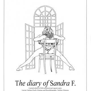 The Diary Of Sandra F by Milo Manara