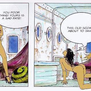 Kamasutra by Milo Manara
