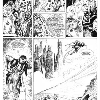 The Ape by Milo Manara