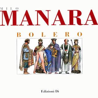 Bolero by Milo Manara