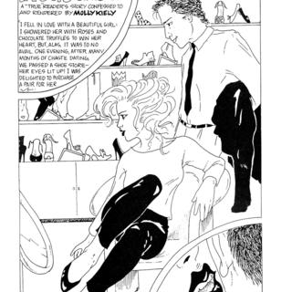 Pied Affair by Molly Kiely