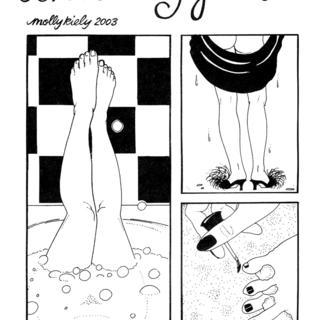 The Mary Janes by Molly Kiely