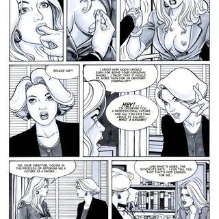 Patricia - Sex Reporter by Morale Stramaglia