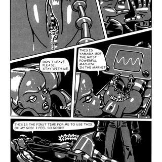 Strange Experience of David Mason by Motohiko Tokuta