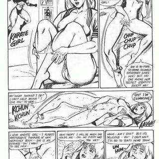 Karate Girl 7 - Bonus 2 by Motoki