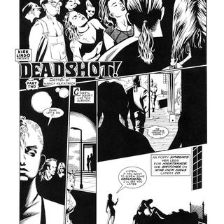Deadshot 2 by Nancy Kilpatrick, Adam Dekraker