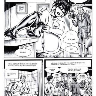 The Phenomenon of Black Stockings by Nicola Guerra