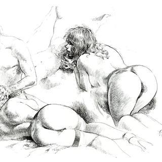 Druuna In Search of Druuna by Paolo Eleuteri Serpieri