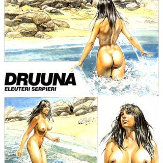 Druuna Morbus Gravis 2 by Paolo Eleuteri Serpieri