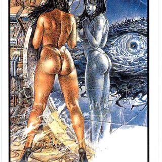 Tarot cards porn