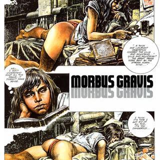 Druuna Morbus Gravis 1 by Paolo Eleuteri Serpieri