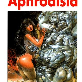 Druuna Aphrodisia by Paolo Eleuteri Serpieri
