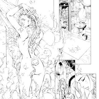 Aphrodite IX Preview by Patrick Finch