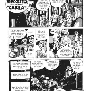 Hypocrites Carla by Paya, Revilla