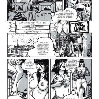 Around the World with Nina Paris La Nuit by Paya