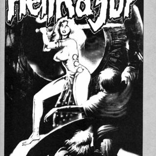 Hellrazor by Peter Hsu