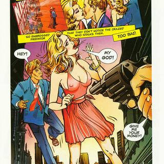 Dead Girl 1 by Peter Palombi, Russ Miller