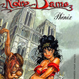 Passion at Notre Dame by Phenix