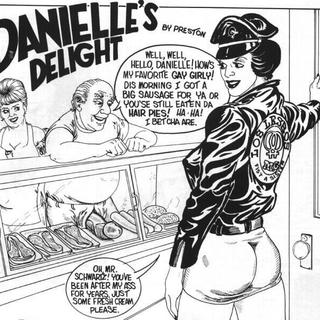 Danielles Delight by Preston