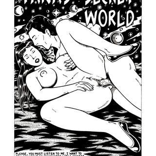 Tanas Secret World by Rafael Raven