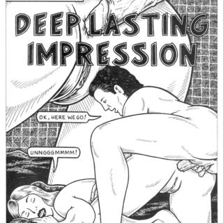 Deep Lasting Impression by Rafael Raven