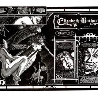 Elizabeth Bathory 2 by Raulo
