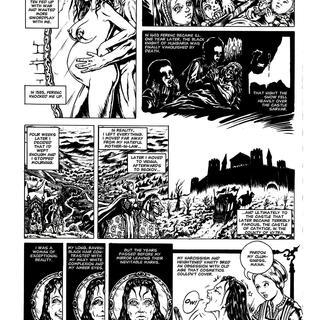 Elizabeth Bathory 6 by Raulo