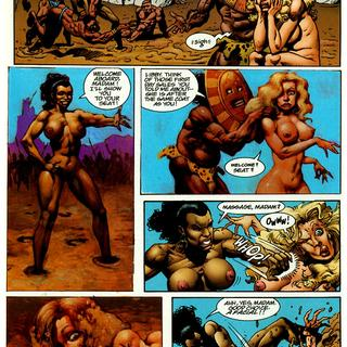 Latischa Of The Lost World Rex Edwards Zizki Sex