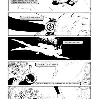Diver Down by Ricardo Cabeza, Gauntlet