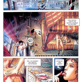 Memory of a Libertine by Ricardo