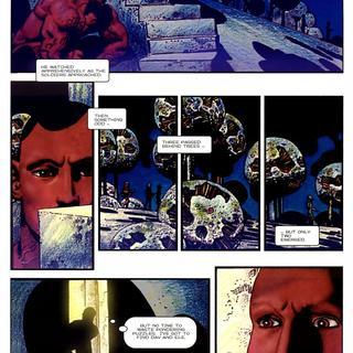 Den Saga 4 by Richard Corben