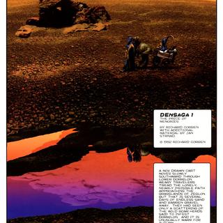 Den Saga 1 by Richard Corben
