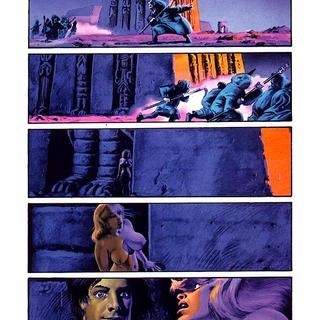 Den 1 Never Where by Richard Corben