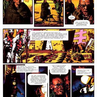 Den Saga 2 by Richard Corben