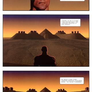Den Saga 1 by Richard Corben