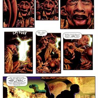 Den Saga 3 by Richard Corben