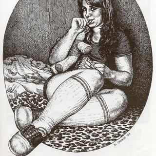 Art and Beauty by Robert Crumb