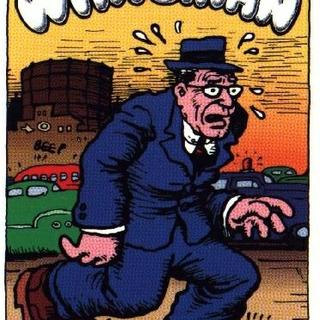 Gallery of Characters by Robert Crumb