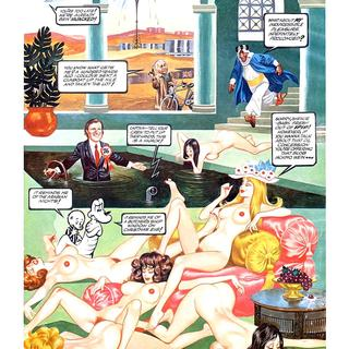 Oh Wicked Wanda 14 by Ron Embleton, Frederic Mullally