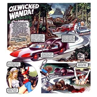 Oh Wicked Wanda 16 by Ron Embleton, Frederic Mullally