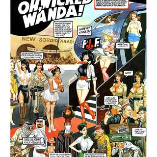 Oh Wicked Wanda 6 by Ron Embleton, Frederic Mullally