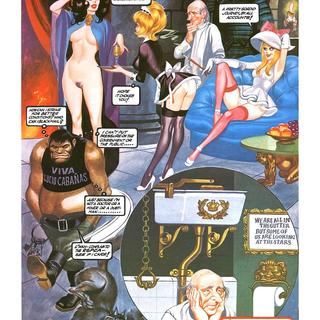 Oh Wicked Wanda 4 by Ron Embleton, Frederic Mullally