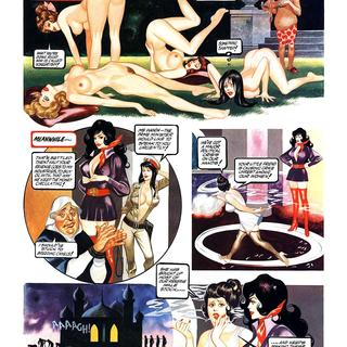 Oh Wicked Wanda 7 by Ron Embleton, Frederic Mullally